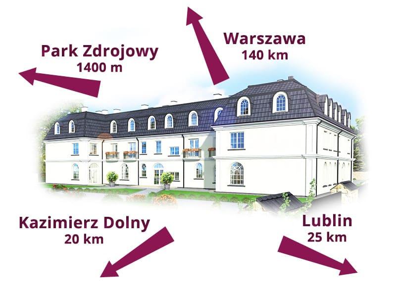 mapa palacnaleczow